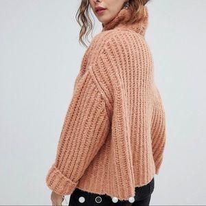 Free People Sweater NWOT